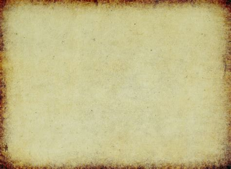 grungy paper with rust border handmade texture