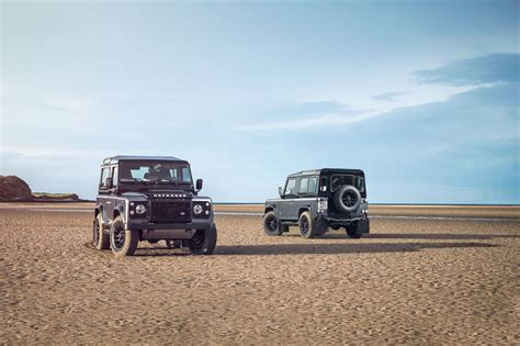 land rover defender autobiography land rover announce special edition defenders funrover