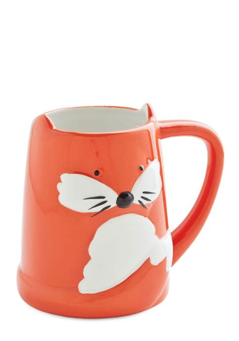 fox mug top 10 gifts for the animal lover cool gifting