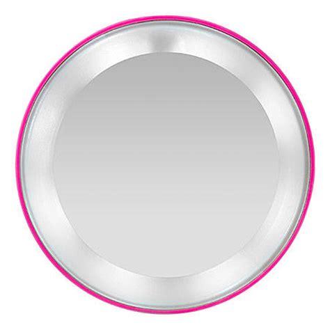 tweezerman 15x lighted mirror tweezerman pink perfection 15x lighted from sephora