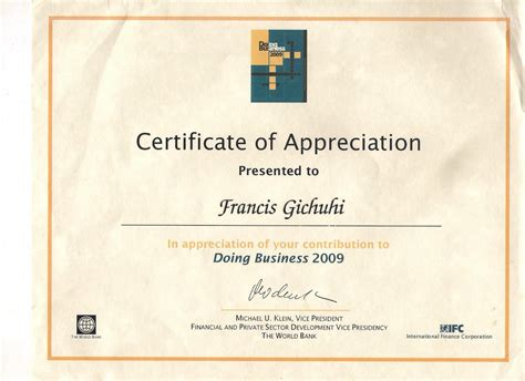 recognition certificates wording demonstrator cover letters