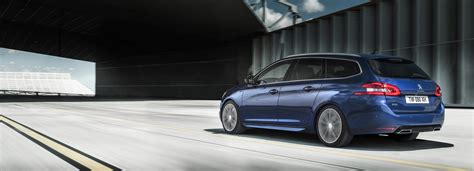 peugeot wagon 2016 peugeot 308 gt wagon acceleration test the golf gtd