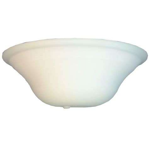 fan glass bowl wellston ceiling fan replacement glass bowl 082392049362