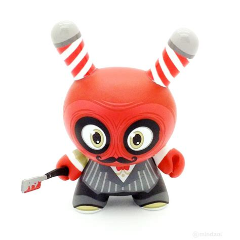 the odd ones the odd ones dunny blind box series bloody argh barber