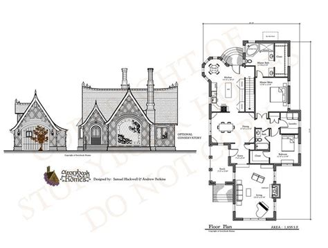 storybook cottage plans pin by a netizen on architecture structures pinterest