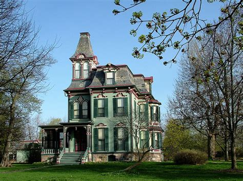empire house second empire victorian the haunted archetype