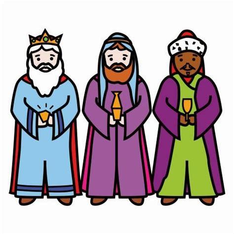 imagenes reyes magos niños dibujos de los reyes magos para colorear o imprimir a