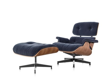 chaise lounge and ottoman eames 174 lounge chair and ottoman herman miller