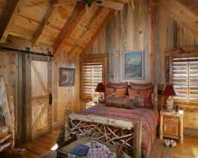 Log Cabin Bedroom Ideas 17 Cozy Rustic Bedroom Design Ideas Style Motivation