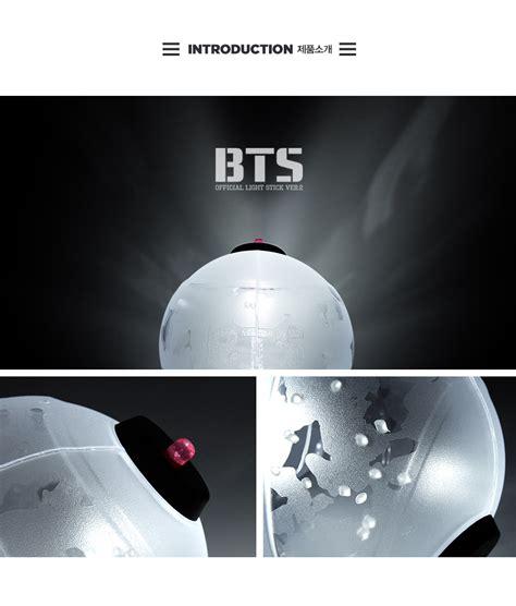 Bts Lightstick Ver 2 bts official light stick ver 2 a r m y bomb ebay