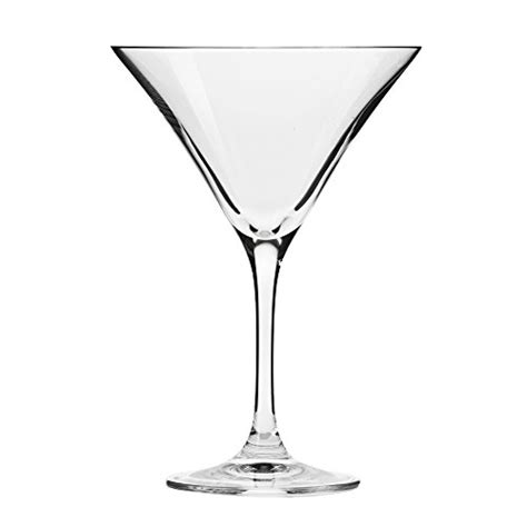 Handmade Martini Glasses - household essentials krosno handmade martini glasses