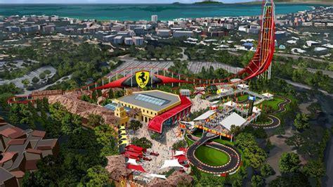 Theme Park Near Barcelona | ferrari theme park planned for spain fox news
