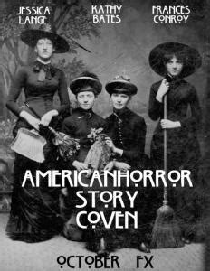A Place Trailer Plot American Horror Story Coven Drops Premier Date Official Plot A New Teaser Trailer