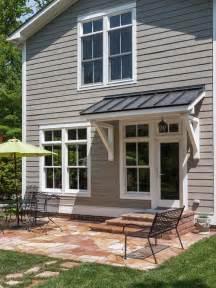 Back Door Awning Home Design Ideas Renovations Amp Photos
