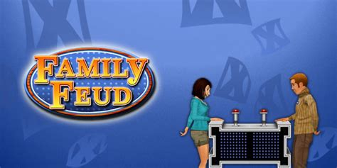 Family Feud Cartoon Character Who Is Very Fast What Is A Family Feud