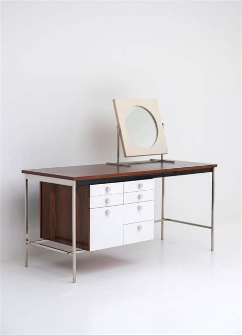 Mid Century Vanity Or Desk By Alfred Hendrickx For
