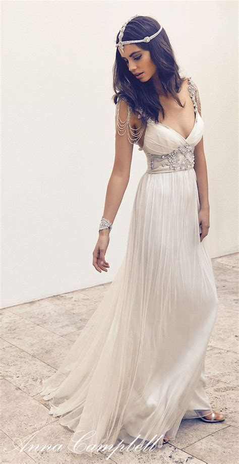 17 Best ideas about Beach Wedding Dresses on Pinterest