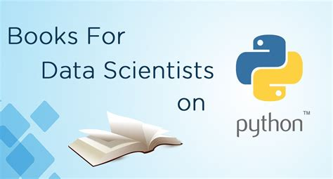best python book top 12 must read books for data scientists on python