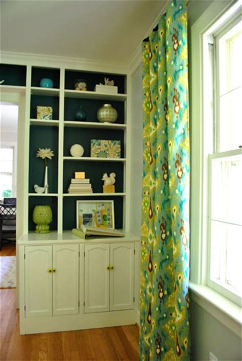young house love curtains make your own curtains young house love the inspired room