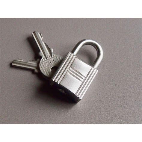 cadenas pour sac hermes bijoux de sac herm 232 s cadenas sac kelly ou birkin acier