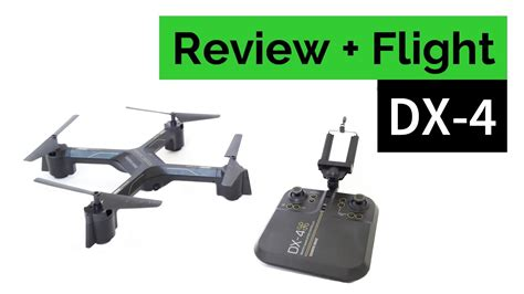 sharper image dx   drone review  flight