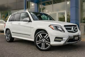 Mercedes Glk 350 Pre Owned 2014 Mercedes Glk350 4matic In Ottawa