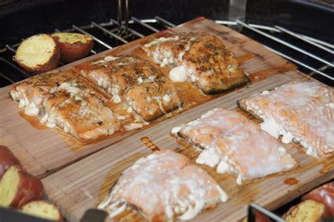 Lachs Auf Dem Grill Rezept 5111 by Lachs Grillen Auf Dem Zedernholzbrett Grillen Forum