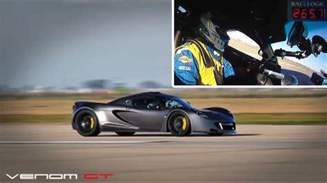 Schnellstes Auto Der Welt Tuning hennessey venom gt das schnellste auto der welt mit 427