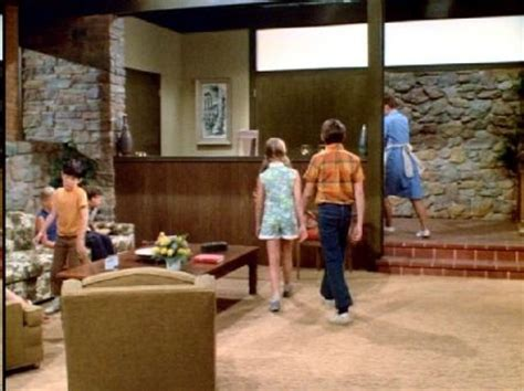 brady bunch living room 28 best brady bunch house images on pinterest