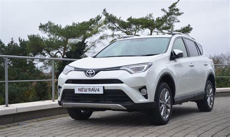 Toyota Rav 4 New new toyota rav4 what s changed