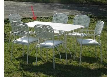 tavoli in ferro da giardino tavoli da giardino in ferro emu mobilia la tua casa