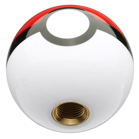 Pokeball Gear Shift Knob by 54mm Car Manual Gear Shift Shifter Knob Pokeball 10