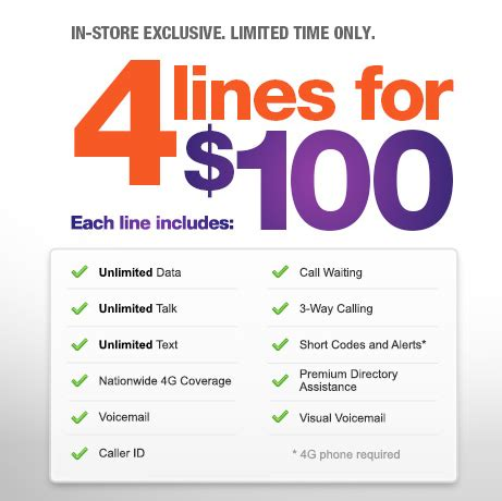 4 phone family plan new metropcs 4 lines for 100 family plan promotion prepaid phone news