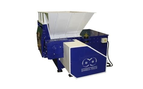 blank rubber sts shred tech asia shredding recycling sts 8 single rotor