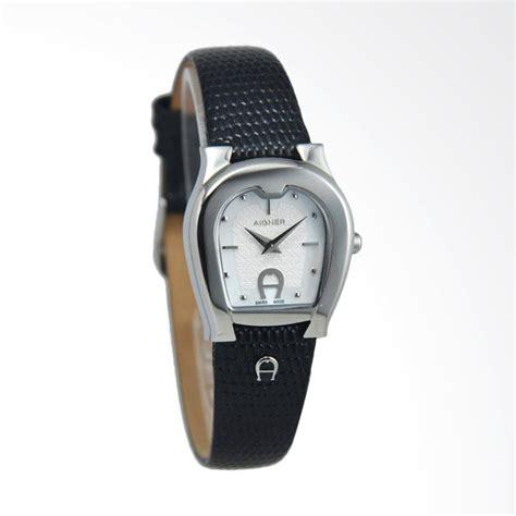 jual aigner ascoli a24236a jam tangan wanita black