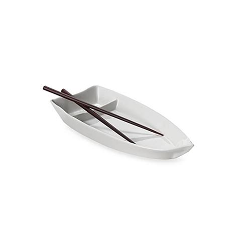 sushi making kit bed bath and beyond sushi boat tray bed bath beyond