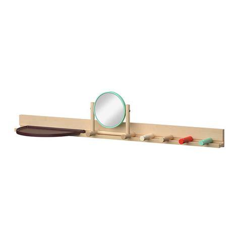 Shelf Rails by Ps 2014 Wall Rail Shelf Mirror 4 Knobs