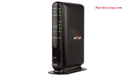 verizon internet router password reset verizon fivespot router how to factory reset