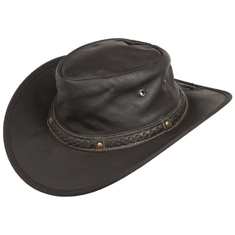 outback hats for leather rachael edwards
