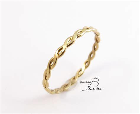 ringe shop gekordelter ring gold traumschmuckwerkstatt shop