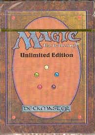 magic the gathering unlimited starter deck da card world