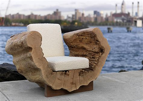 eco friendly wood eco friendly residential seating furniture design cocoon