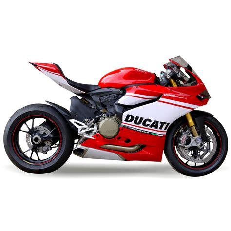 Ducati Corse Aufkleber Panigale by Motorradaufkleber Bikedekore Wheelskinzz Ducati