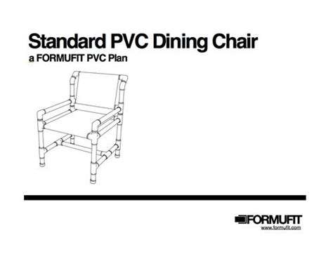Pvc Chair Plans by The World S Catalog Of Ideas