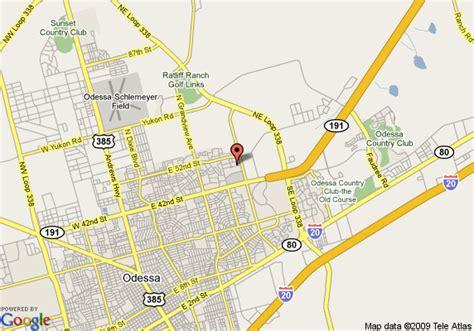 map of comfort texas map of comfort suites odessa odessa