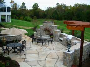 Backyard Patios Ideas Remarkable Landscape For Backyard Patio Ideas With Pale Brown Element Floor And Black