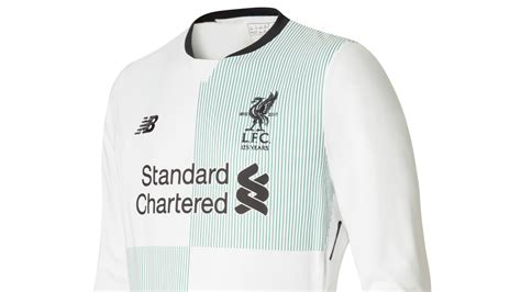 Liverpool Away 2017 by Liverpool Unveil New Away Kit For 2017 18 Caign Goal