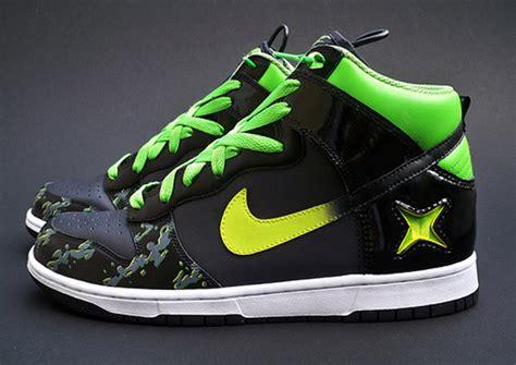 Schuhe Nike Chuck Posite Gut Form Royal Schwarz Blau P 277 nike dunk high x box custom sneakernews