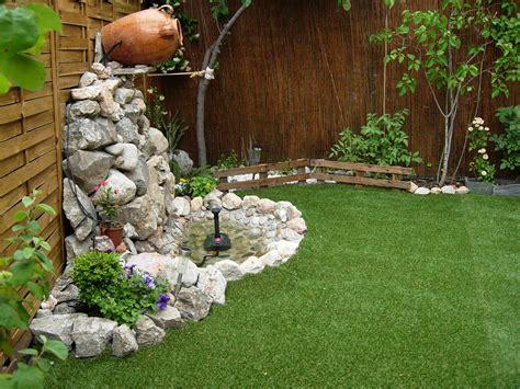decoracion de jardines con piedras y cañas reformas en madrid y multiasistencia de hogar ideas para