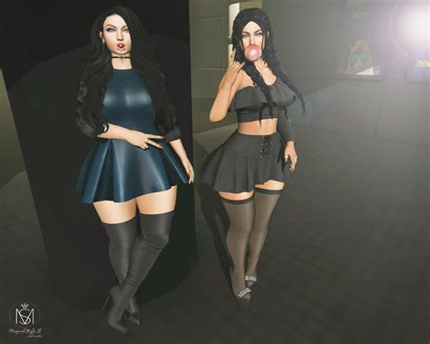 Mba Catwa by 906 Petry Model Revelation Hair Wow Skins